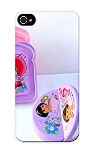 New Fashionable Runandjump DgXjQT-2074-SKRvv Cover Case Specially Made For Iphone 5/5s(dora The Explorer Lunch )