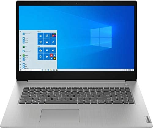 "Lenovo IdeaPad 3 17"" HD+ LED Laptop, AMD Ryzen 7 3700U (4-Core), 12GB DDR4, 1TB HDD + 128GB SSD, AMD Radeon Vega 10, WiFi, Bluetooth, Webcam, Fingerprint Reader, Media Reader, Windows 10 w/ Accessory"