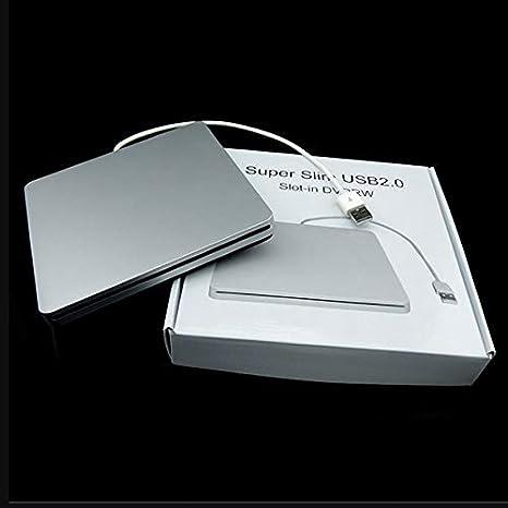 Tipo de computadora portátil Succión Ranura Super Slim USB ...