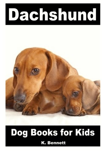 Dachshund - Dog Books for Kids (Amazing Animal Books for Young Readers) (Volume 46)