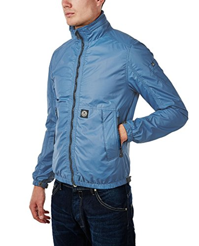 Neue Duck And Cover für petrol blau FELL JACKE Designer & Casual Smart