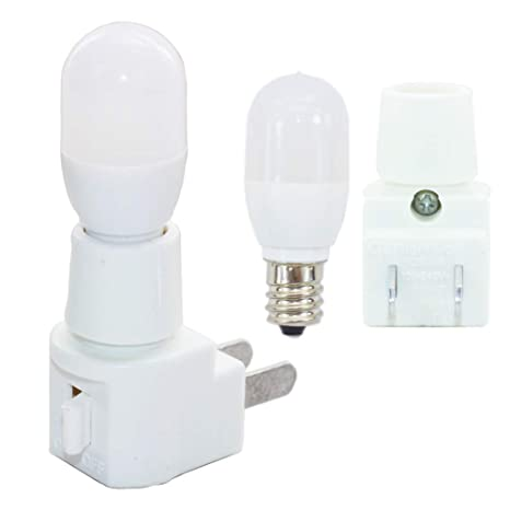 C7 Led Bulb >> C7 Led Bulb E12 Candelabra Base Night Light Bulb Lighthouse Lighting 10watt Equivalent 1w 120v Warm White 2700k 3000k Mini Bulb For Refrigerator