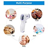 No Contact Infrared Forehead Thermometer Gun for
