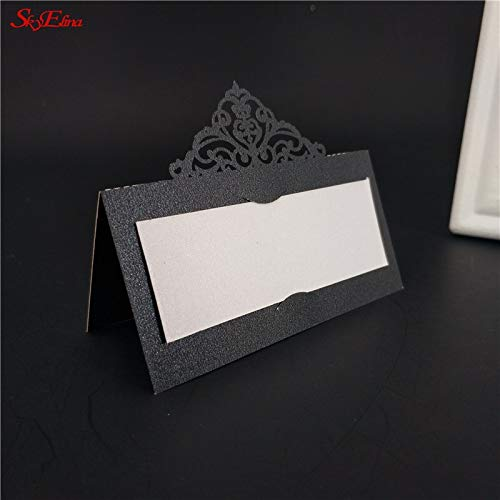 Wedding Card Table - Table Wedding Cards - Wedding Table Cards - 50pcs Party Table Name Wine Guest Place Cards Table Place Cards Favor Decoration Wedding Supplies Seating Decoration.