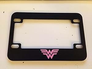 Amazon Com Stickysight Com W Wonder Woman Style Black With Pink