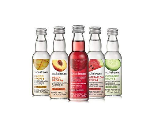 SodaStream Fruit Drops Sensation Variety Pack Drink