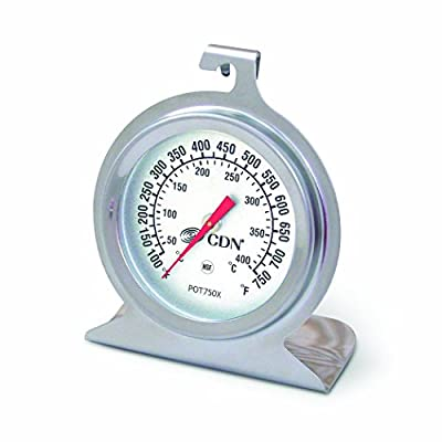 CDN POT750X High Heat Oven Thermometer