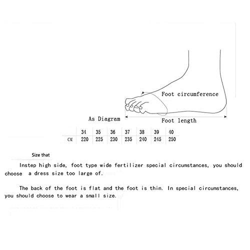 Hy Botines Negro Para Correr Zapatillas Zapatos Gruesa De Estudiantes Viento Calzados Mujer Damas Navidad Piel Invierno Otoño Botas Bordadas Moda Nacional Informales xIrA7I