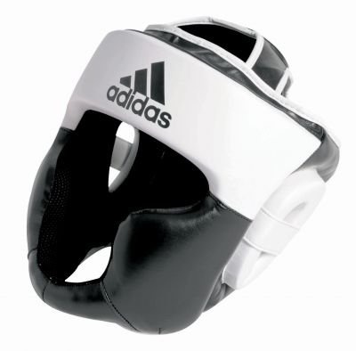 c2bb6ad0070b2 Amazon.com : adidas Boxing Head Guard : Sports & Outdoors