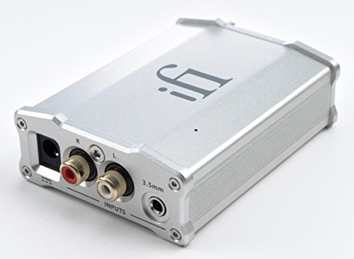 iFi Nano iCAN Portable Headphone Amp for iPod/iPhone/Android/Mac/PC by IFI