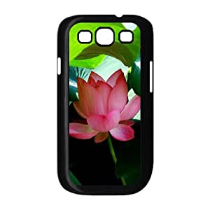 SYYCH Phone case Of Summer Lotus 1 Cover Case For Samsung Galaxy S3 i9300