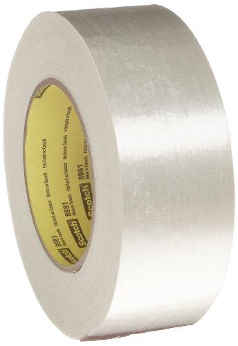 Scotch Filament Tape 8981 Clear, 48 mm x 55 m (Pack of 1) from Scotch