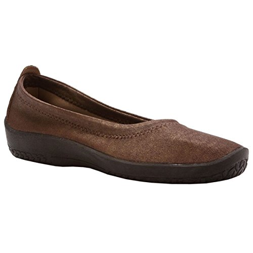 Arcopedico Womens L2 Bronze Synthetic Shoes 38 EU