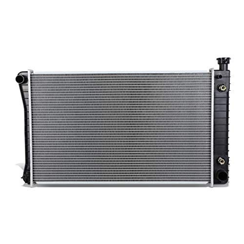 DNA Motoring OEM-RA-0618 618 Aluminum Radiator [For 88-95 Chevy GMC C/K Pickup/Suburban AT]