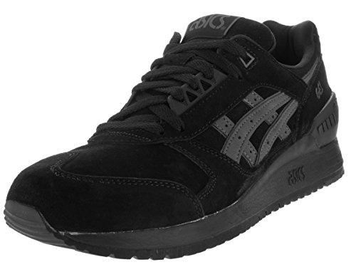 Asics Tijger Unisex Gel-respector¿ Zwart / Zwarte Sneaker