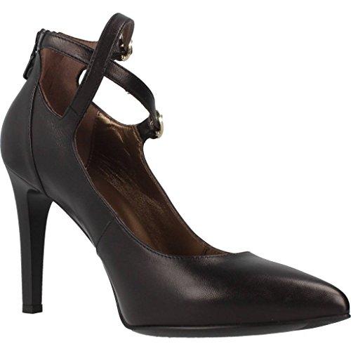 Zapatos de tac�n, color Negro , marca NERO GIARDINI, modelo Zapatos De Tac�n NERO GIARDINI A616380DE Negro Negro