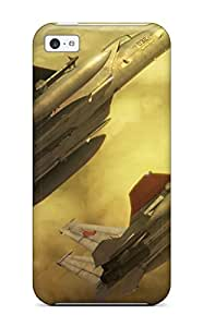 LigXOTS2055jtLSJ CharlesRaymondBaylor Video Game Ace Combat Feeling Iphone 5c On Your Style Birthday Gift Cover Case
