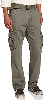 7682488732 UNIONBAY Men's Survivor Iv Relaxed Fit Cargo Pant - Reg and Big and ...