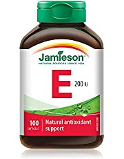Jamieson Vitamin E 200 IUper134 mg AT Softgels