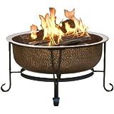 Amazon Com Blomus 65016 Floating Torch Globe