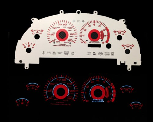 brand-new-white-face-red-indiglo-reverse-glow-gauges-for-99-04-ford-mustang-gti-114rd