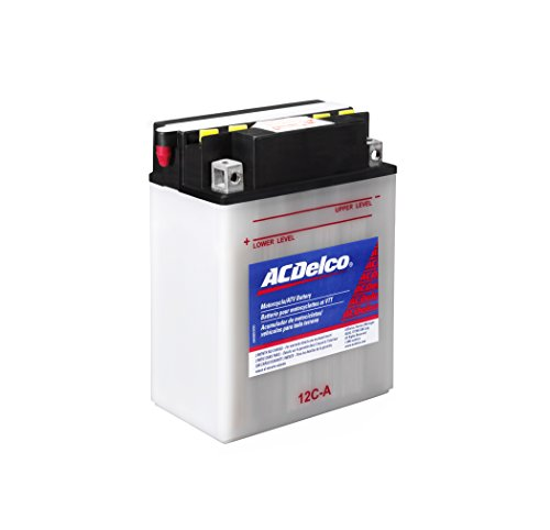 ACDelco AB12CA Specialty Conventional Powersports JIS 12C-A Battery by ACDelco (Image #1)