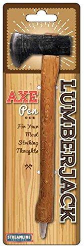 Pen Lumberjack Axe