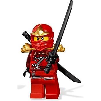 Amazon.com: Kai (Red Ninja) Lego Ninjago Minifigure: Toys