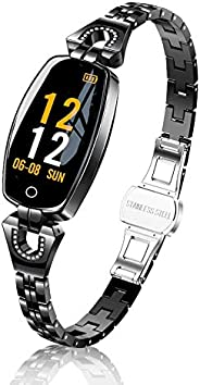 TMYIOYC Fitness Tracker, Activity Tracker Watch with Pedometer, Call and Message Reminder, Heart Rate Monitor,