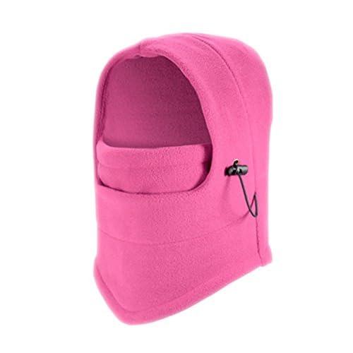 DDUPMZ DD.UP Winter Warm Cover Anti-Dust Windproof Cap Adjustable Ski Mask Hat