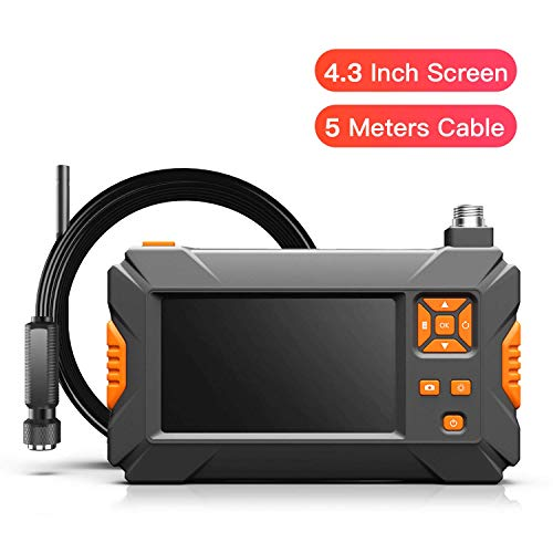ILIHOME Endoscope Camera 4.3