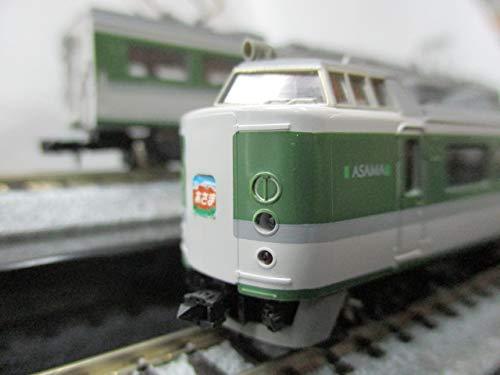 8D N_EC TOMIX トミックス 92064 JR 489系 特急電車 あさま 基本セット B07SRG3NNY