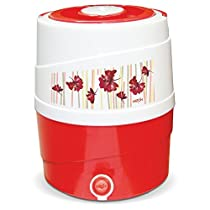 Milton Kool Rover 22, Insulated Plastic, Water Jug,(EC-THF-FTW-0017_Red)