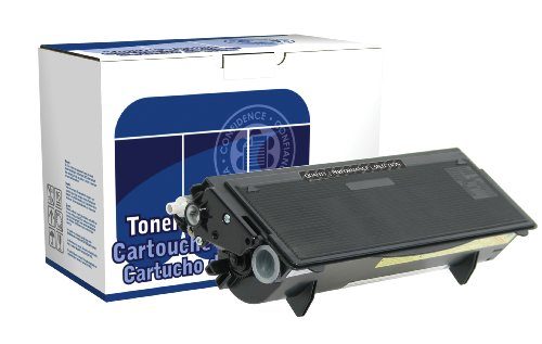 (Dataproducts DPCTN580 Remanufactured High Yield Toner Cartridge Replacement for Brother TN580)