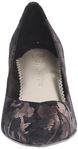 Bella Vita Women's Wow Pump Black/Bronze Camo pictures sale free shipping new sale online clearance get authentic best prices online 5k3b5XKXq