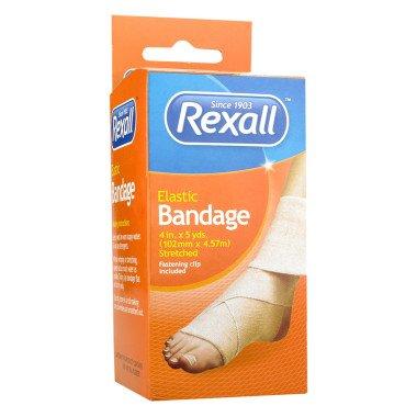 (Rexall Elastic Bandage - 4