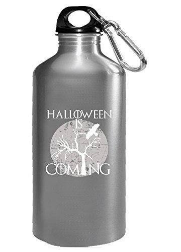 Halloween Is Coming. Funny Trick Or Treating Costume Idea - Water (Trick Or Treating Ideas For Costumes)