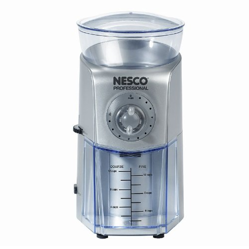 Nesco BG-88PR Burr Mill coffee grinder