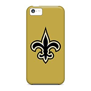 Defender Case With Nice Appearance (new Orleans Saints) For Iphone 5c