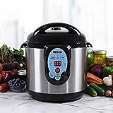 NESCO NPC-9 Smart Pressure Canner and Cooker, 9.5