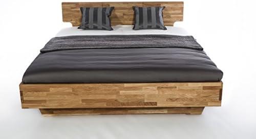 massivholzbett Trento, cama doble maciza roble salvaje ...
