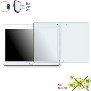 Película de protección de pantalla DISAGU ClearScreen para Huawei MediaPad M2 10.0 antibacterial, filtro BlueLightCut película de protección