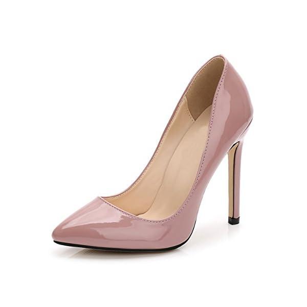 Zapato de fiesta rosa nude