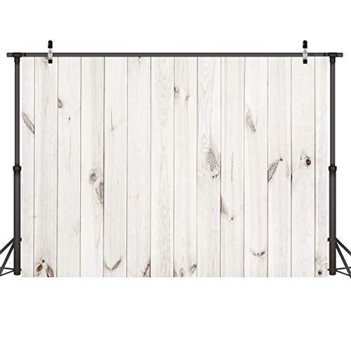 Background Pattern - CYLYH 7x5ft Wood Backdrop White Wood Pattern Photo Background Collapsible Party Decoration Backdrops D099