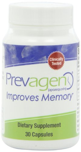 Quincy Bioscience Prevagen — 30 Capsules, Health Care Stuffs