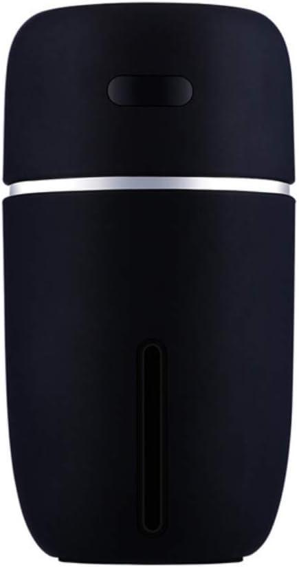 Hycy White Dolphin Mini USB Air Humidifier Aroma Diffuser