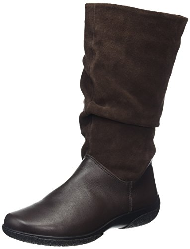 Hotter Mystery - Botas para Mujer Marrón (Chocolate)