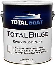 TotalBoat TotalBilge Epoxy Based Bilge Paint for Boat Bilges, Bulkheads, Engine Rooms and Locker Areas
