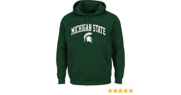 Amazon.com : Michigan State Spartans Hoodie Sweatshirt Hat Jersey T-Shirt University Apparel XL : Sports & Outdoors