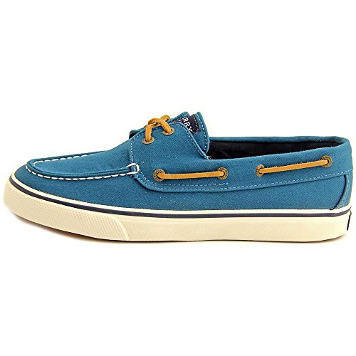Sperry Top Sider Bahama Mujeres Us 6.5 Azul Barco Zapato